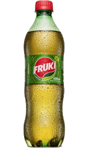 Fruki Guarana 600 ml