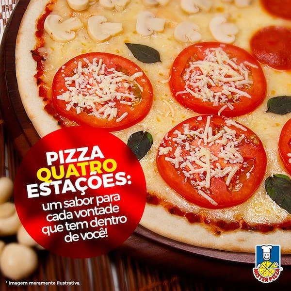 Mister Pizza - Grande Quatro Estações