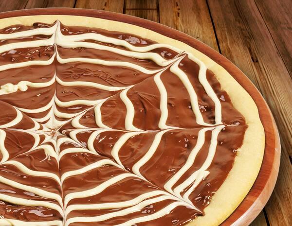 Brotinho delícia de chocolate