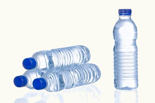 Agua com ou sem gas 500 ml