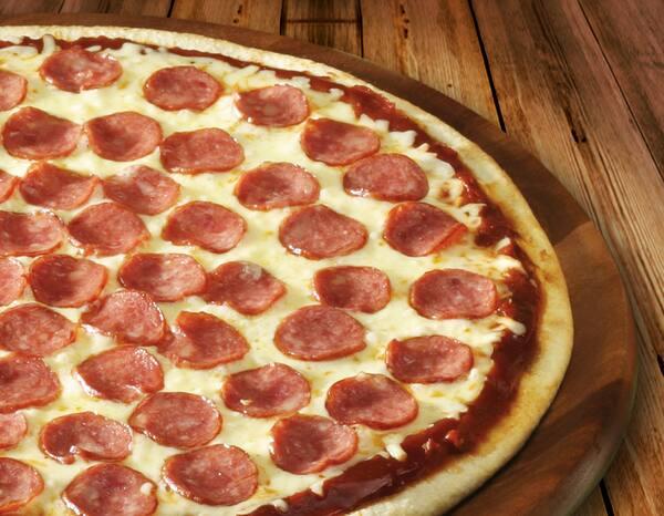 Pizza Gigante Calabresa