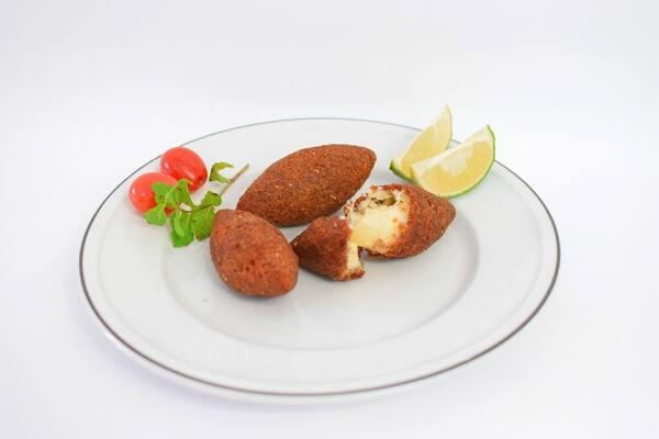Kibe frito com catupiry