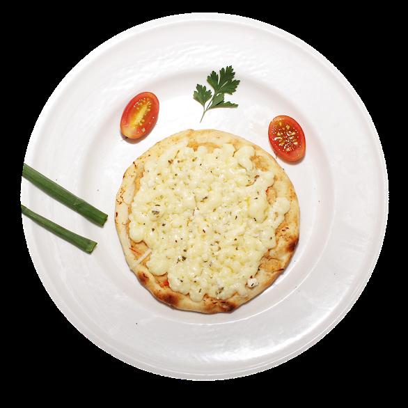 Esfiha de frango com queijo e catupiry