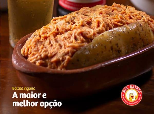 2 inglesas frango ao molho + 2 cocas ou Guaraná lata