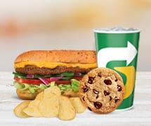 Combo sanduíche (30cm) preço especial