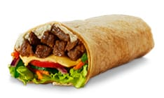 Wrap - steak 3 formaggi