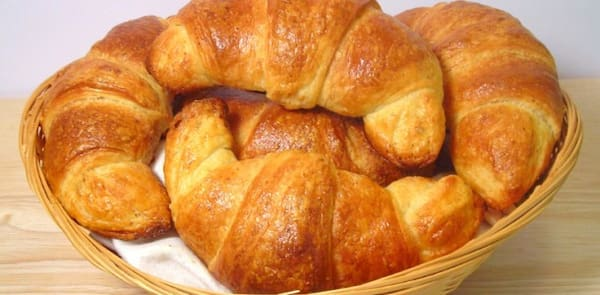 Mini Croissant Recheado