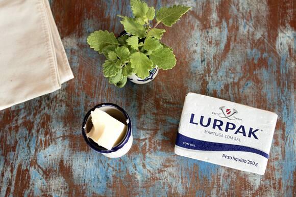 Manteiga Lurpak
