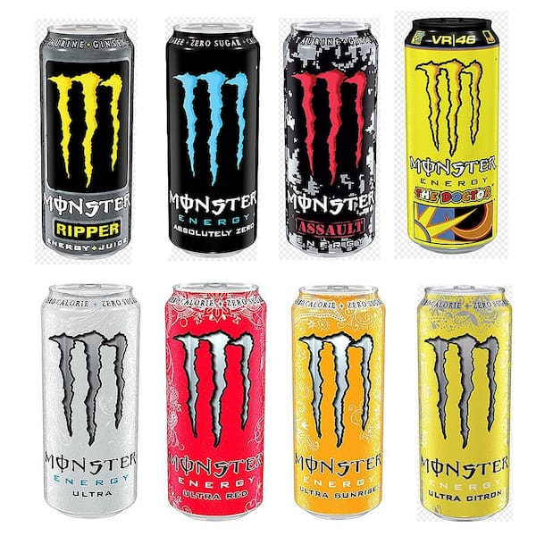 Monster 473ml