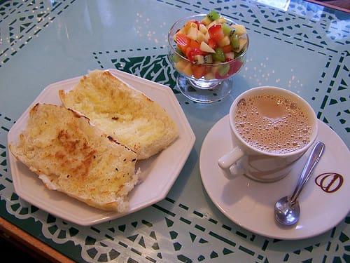 Café simples