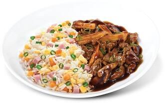 Carne com Batata- 500g