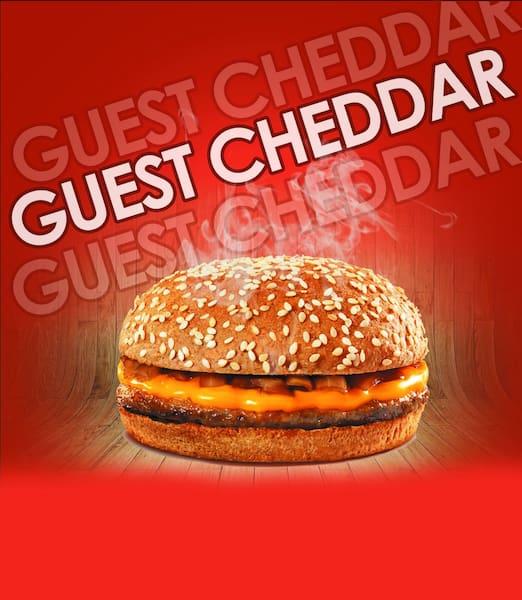 Guest cheddar