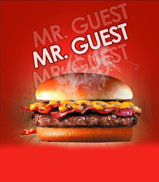 Mr. Guest
