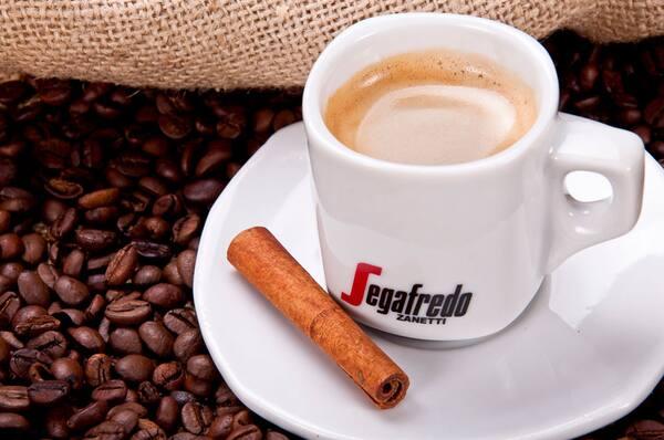 Cafe espresso segafredo