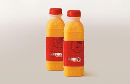 Promoção suco natural (compre 500ml, leve 1l.)