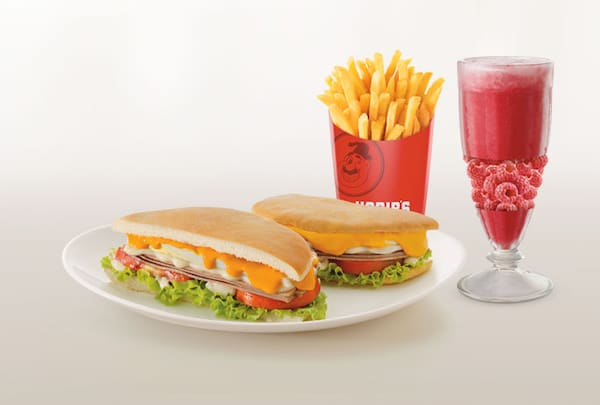 Combo beirute (batata grande + suco premium 500ml)