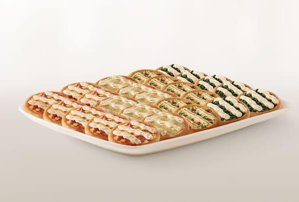Promoção compre 20 leve 25 esfihas (peperoni com Philadelphia/ 4 queijos com Philadelphia ou espinafre com Philadelphia)