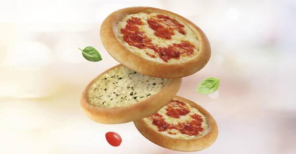 Compre 10, leve 12 bib'sfihas de queijo e/ou italianinha