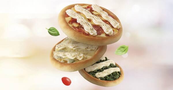 Compre 20, leve 25 bib'sfihas premium com cream cheese Philadelphia