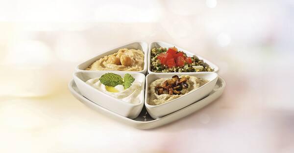 Pratos árabes: charutos, tabule, kafta, kibe cru e muito mais pra você escolher
