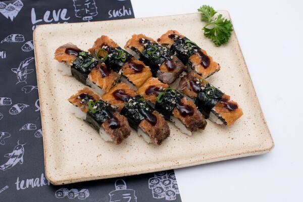 Sushi skin - 8 unidades