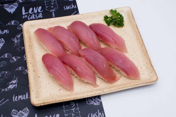 Sushi de atum - 8 unidades
