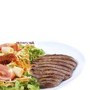 Top Side + Salada