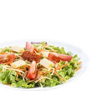 Salada Montana (prato apenas com a salada)