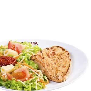 Filé de Frango + Salada