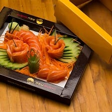 Novo! sashimi centopéia (infantil)