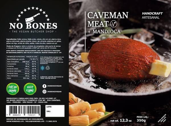 Caveman meat congelado