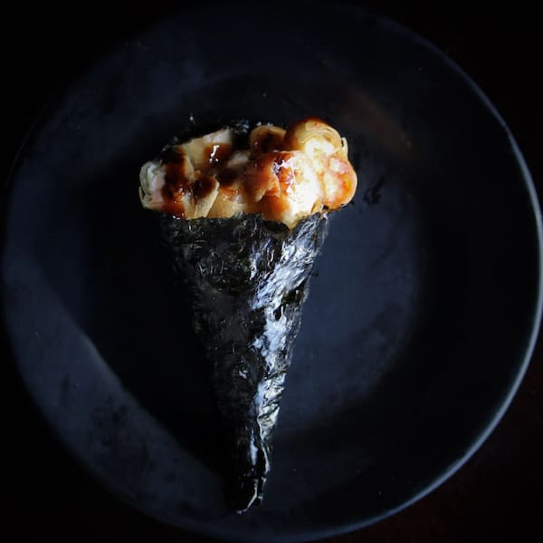 Temaki hot nazo