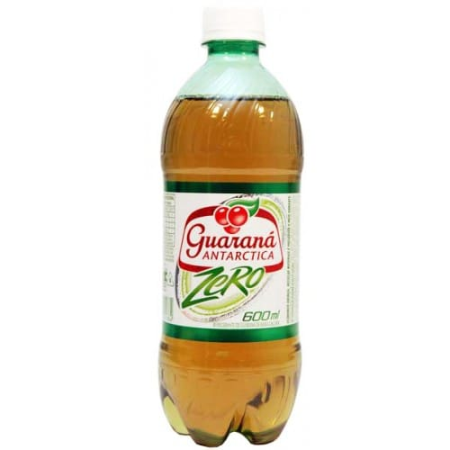 Guaraná Zero 600ml