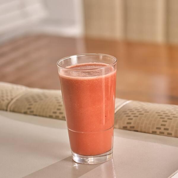 Vibrant juice