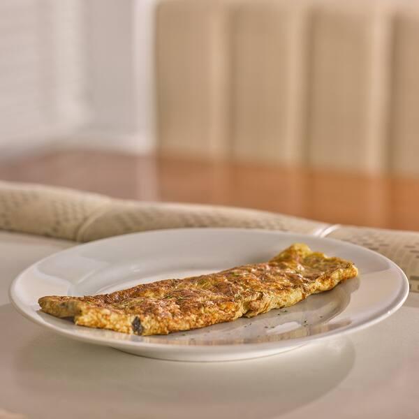 Omelete presunto & queijo