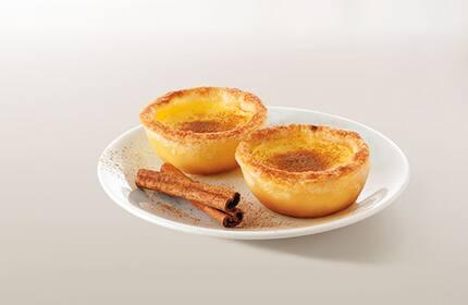 Promoção pastel de belém (compre 5 leve 6)