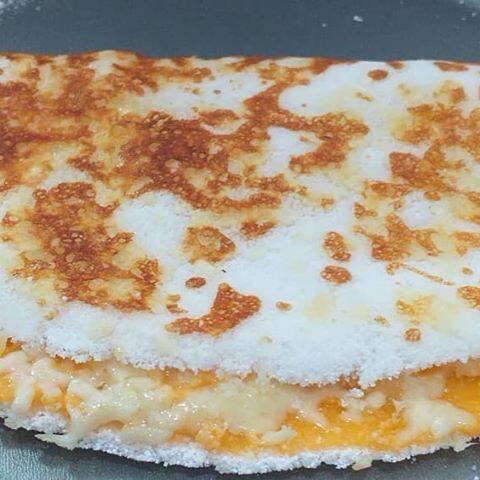 Manteiga com ovo