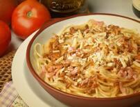 Spaghetti ao forno