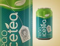 Chá gelado - leão fuze ice tea limão 300 ml