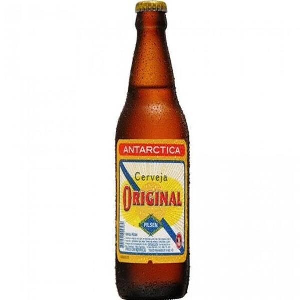 Antartica Original garrafa 600ml