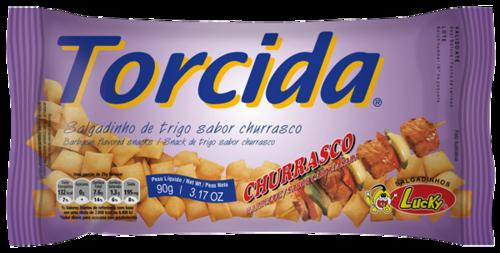 Biscoito Torcida Churrasco 80g