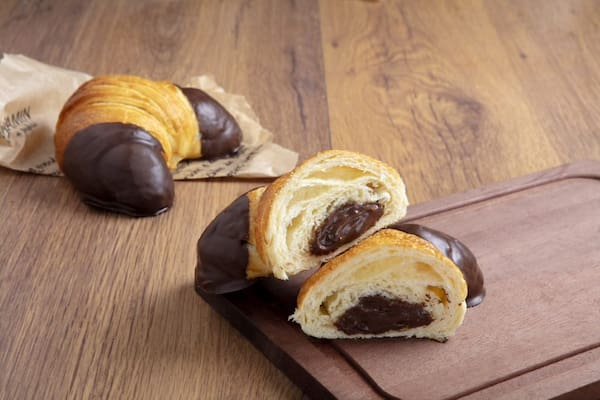 Croissant chocolate grande