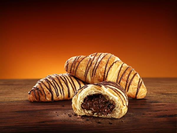 Croissant Ovomaltine grande