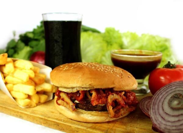♫ Padim's Crispy Burger  ♫