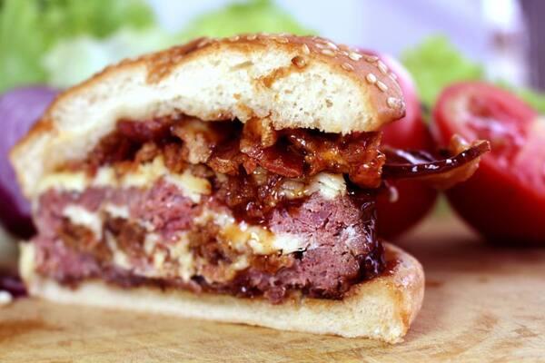 ♫ Ken's Burger ♫