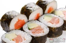 Sushi kani