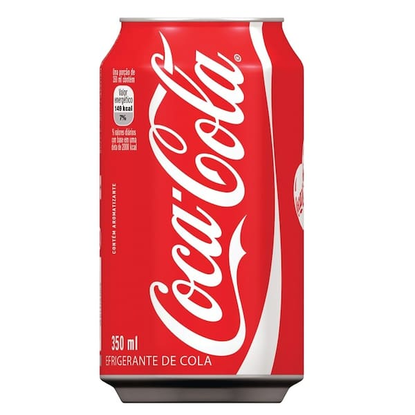 Coca-Cola Lata (350ml)