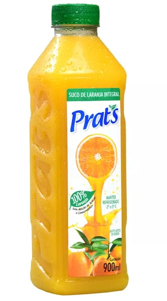 Suco prat's - 900ml