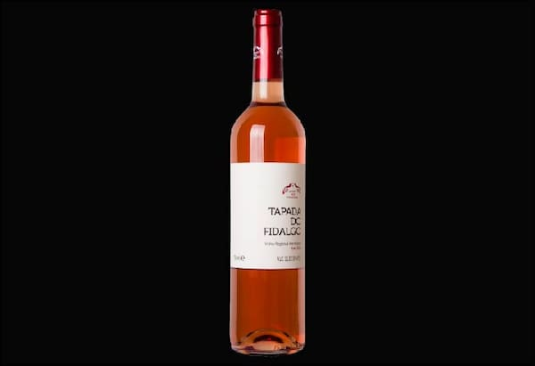 100027 - Tapada do Fidalgo Rosé  - 750ml