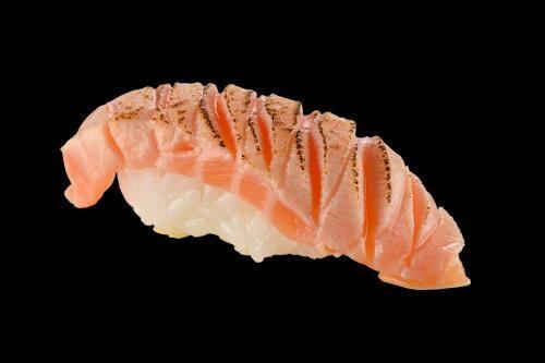103004 - sushi salmão trufado - 2 unidades